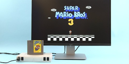This is what a ridiculously souped-up $500 Nintendo looks like