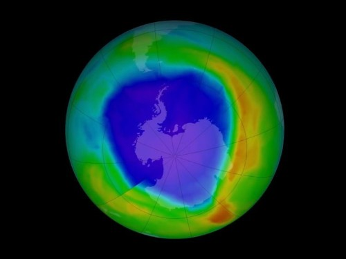 'Someone in East Asia' has been blasting the Earth's ozone layer with a banned chemical