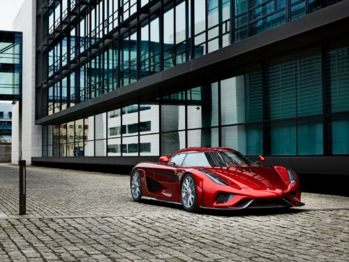 How the Koenigsegg Regera 'hypercar' can move without a transmission