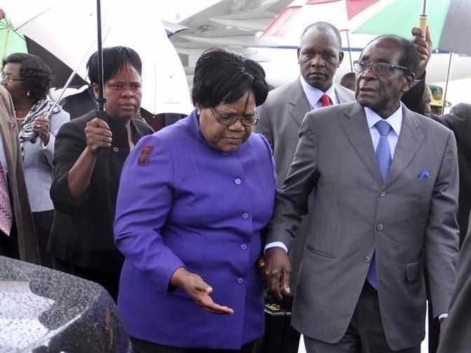 Zimbabwe is 'North Korea lite'