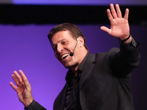 Tony Robbins Shares 3 Steps To Creating A Life-Changing Breakthrough