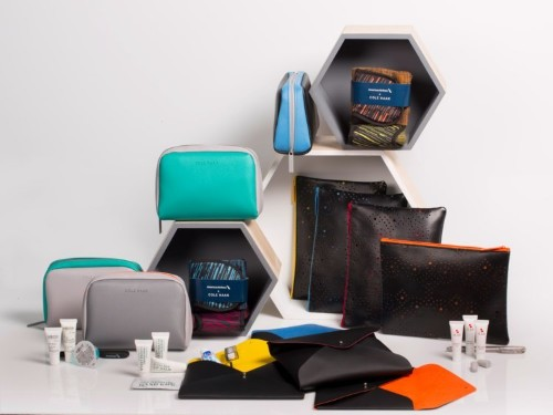 The 11 most luxurious amenity kits you can get on a first class flight