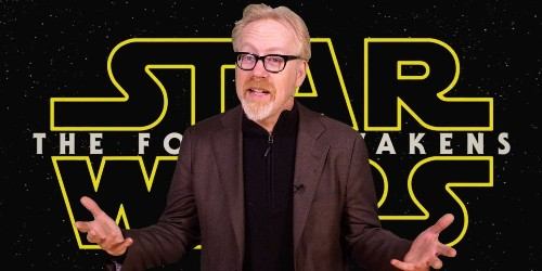 Adam Savage from 'MythBusters' has an incredible connection to the 'Star Wars' franchise