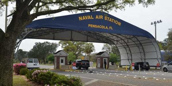 3 US sailor victims of Pensacola shooting get Wings of Gold - Business Insider