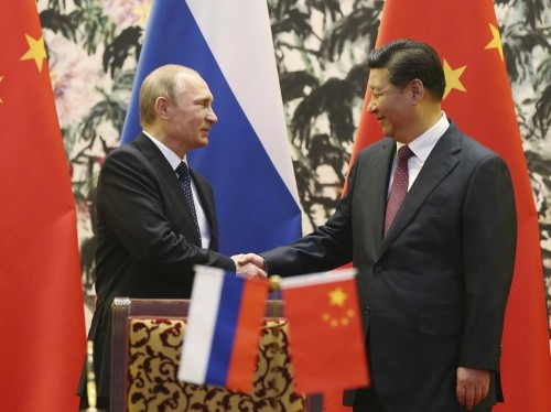 Russia-China Gas Deals Could Kill America's Dream Of Natural Gas Exports