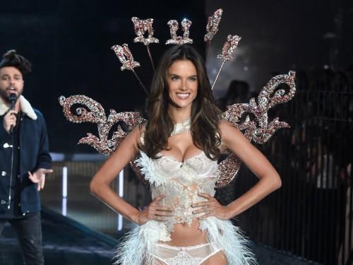 Victoria's Secret supermodel reveals her surprising diet