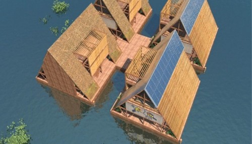 Architects Want To Turn A Nigerian Slum Into A City That Floats On Water