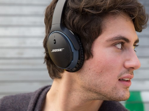 Bose's Bluetooth headphones are one of the most well-rounded pairs you can buy