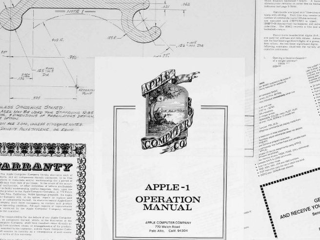 Apple's Forgotten Cofounder Is Auctioning Off A Collection Of Early Documents — For Tens Of Thousands Of Dollars