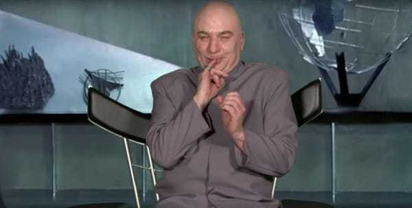 Mike Myers jokes about Trump as Dr. Evil on 'The Tonight Show' - Business Insider