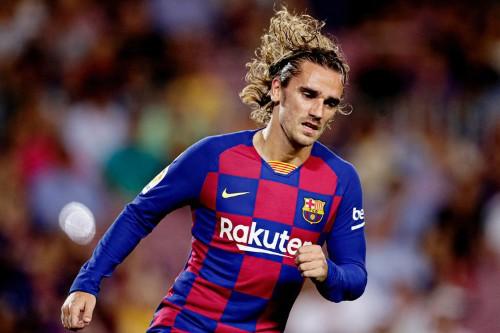 Barcelona fined just $328 over illegal $131m Antoine Griezmann transfer