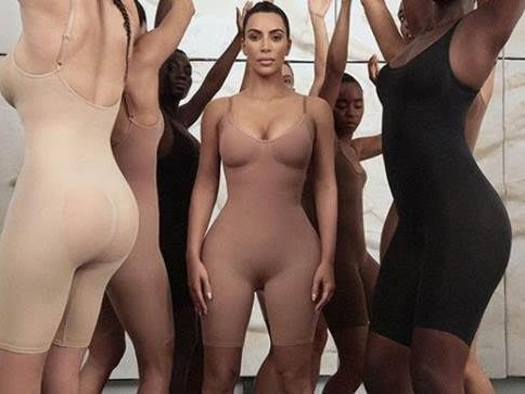 Kim Kardashian is taking on Spanx with a new collection of shapewear 'for all shapes and tones'