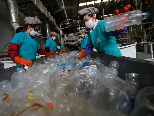 Recycling plastic is probably not worth it, according to MIT expert