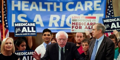 2020 Democrats who cosponsored Sanders' Medicare for All bill go quiet