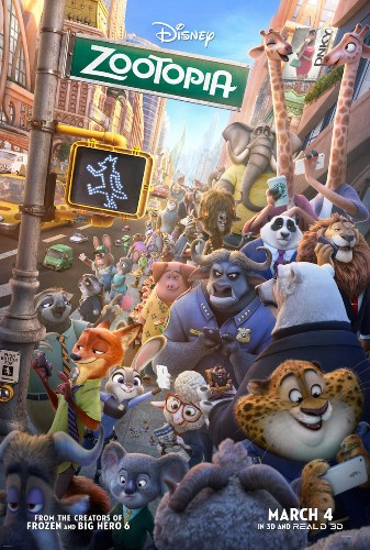 The surprising tech references in Disney's new hit movie 'Zootopia'