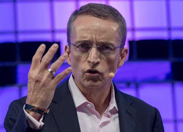 VMware CEO Pat Gelsinger on Amazon Web Services and supporting Kubernetes - Business Insider