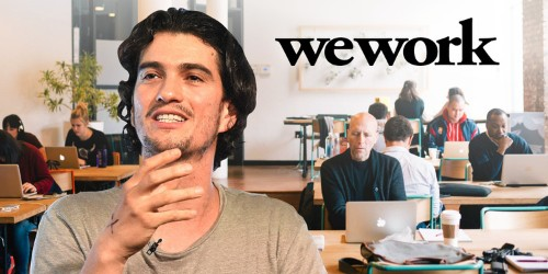 WeWork CEO gave employees tequila shots after cost cutting layoffs
