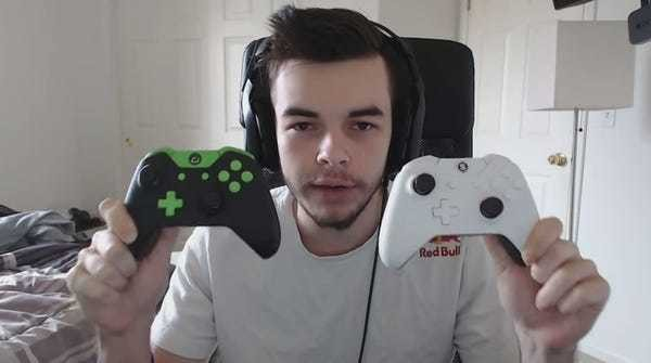 Competitive Gamer Matt 'Nadeshot' Haag Makes $1 Million - Business Insider