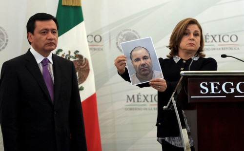 Mexican soldiers may be closing in on the world's most wanted drug lord