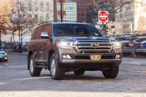 Toyota Land Cruiser review Business Insider photos, features, specs
