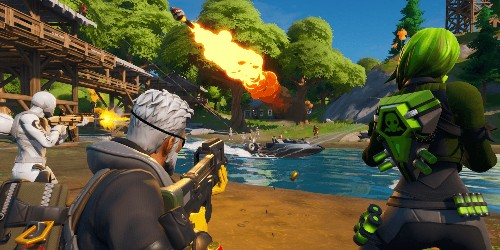 Epic announces Fortnite Chapter 2, Season 1 after 'The End' black hole - Business Insider