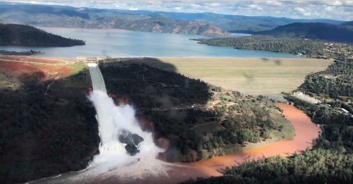 California's dam crisis highlights the surprisingly deadly history of hydroelectric power