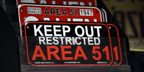 Nevada towns brace for 50,000 alien-seekers at Area 51 festivals