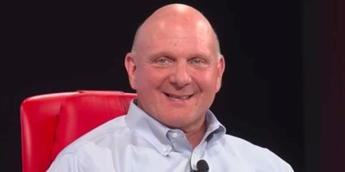 Steve Ballmer spent his last weeks at Microsoft secretly binging on Netflix