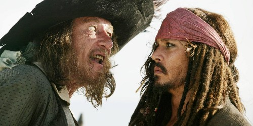 What the pirates in movies actually looked like in real life