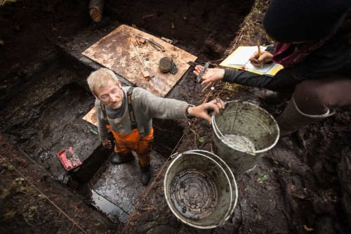 A student found an ancient Canadian village that's 10,000 years older than the Pyramids