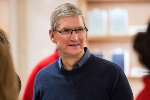 Tim Cook says Apple is considering bringing its software services to Android