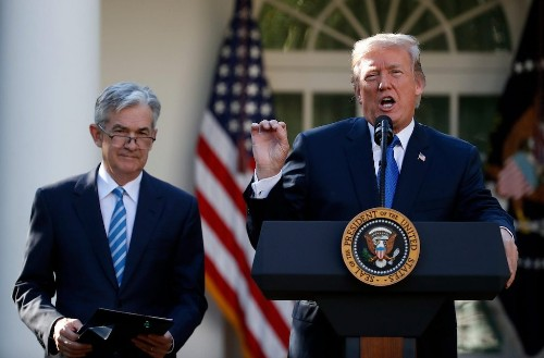 Trump says Fed officials 'don't have a clue' and should follow the lead of China's central bank
