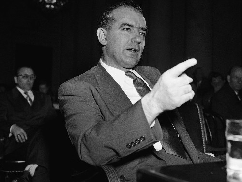 The new McCarthyism - Business Insider