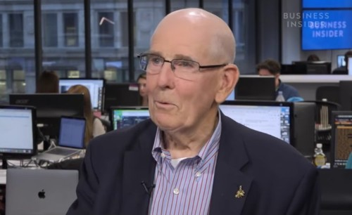 Legendary economist Gary Shilling sounds the alarm on a downward spiral confronting investors — one the Fed just signaled is fast approaching