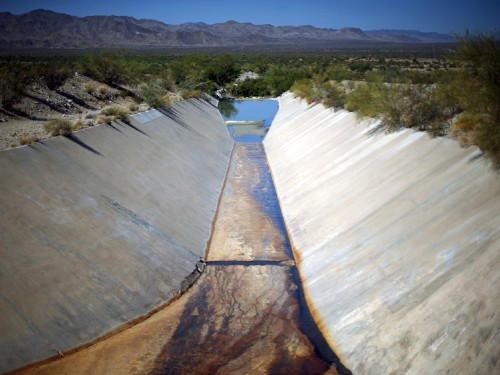 California's drought is 'a harbinger of the coming global water crisis'