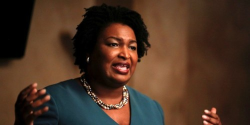 Stacey Abrams says she's open to being any 2020 Democratic nominee's vice presidential running mate