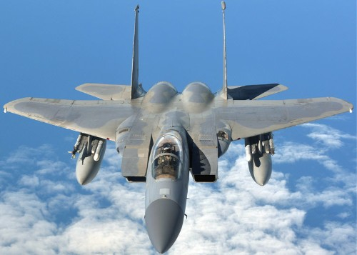 The US Air Force is vigorously upgrading its F-15 to compete with China