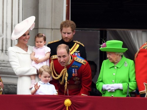 15 times royal kids Prince George, Princess Charlotte, and baby Archie upstaged their famous parents