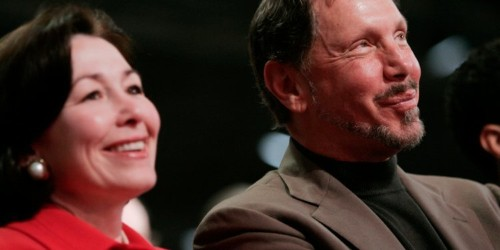 Oracle board members support a lawsuit against Larry Ellison and Safra Catz