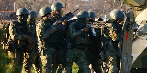 US special ops are still trying to figure out how to counter Russia