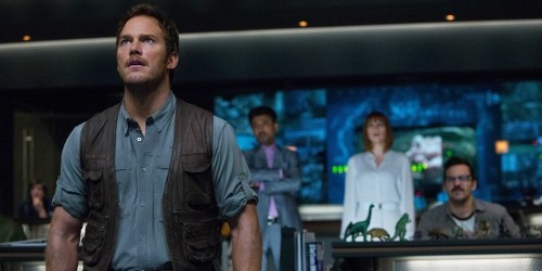 'Jurassic World' just surpassed 'Avengers' for the highest-grossing opening weekend ever