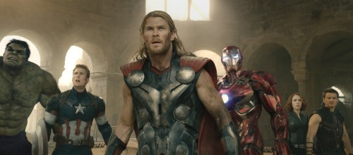 What Marvel paid each major Avenger for 'Age of Ultron'