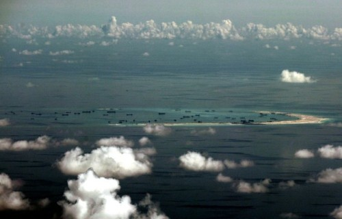 China is accusing the US of a 'serious military provocation' in the South China Sea