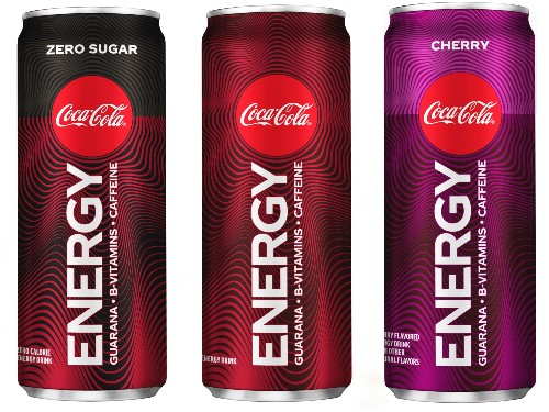 Coca-Cola is rolling out its first Coke brand energy drink