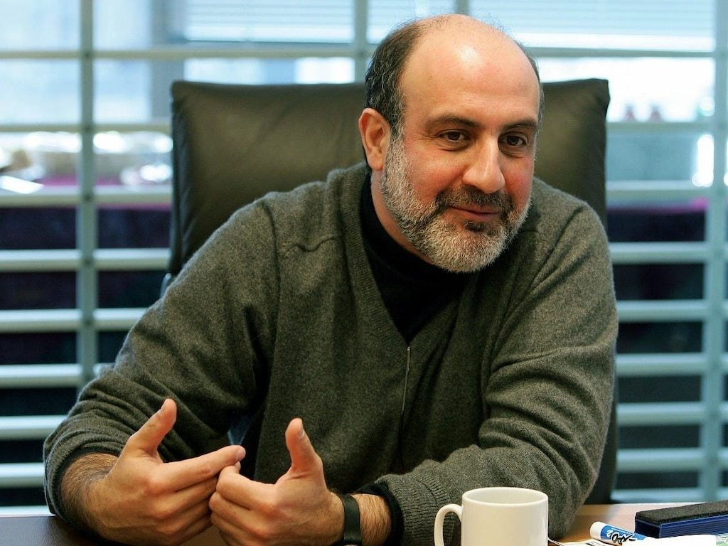 'Bonds will hedge you against nothing' in current market environment, says famed investor Nassim Taleb