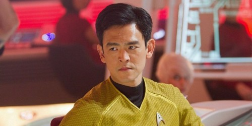 John Cho had an amazing response when asked about being an Asian actor