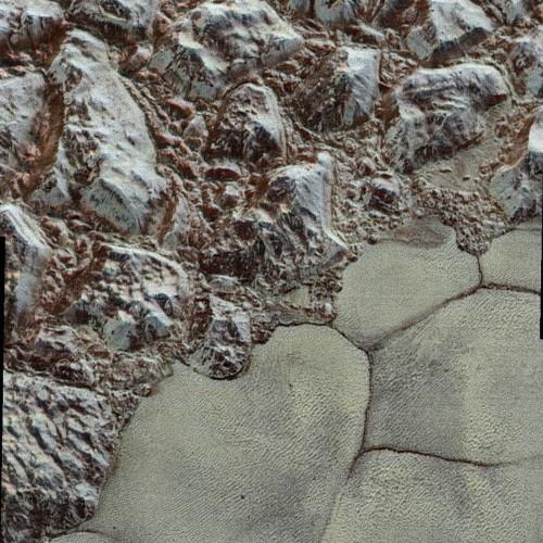 NASA's New Horizons spacecraft is finding phenomenal things on Pluto
