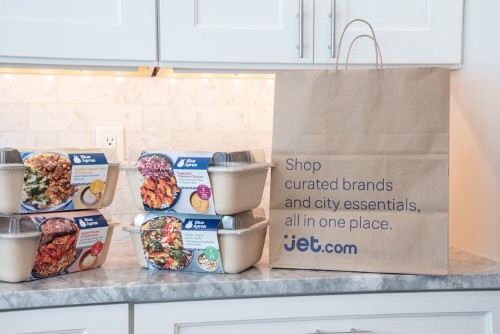Blue Apron bucks its ailing subscription model and teams up with Jet to offer on-demand meal kits