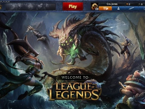 Why Popular Video Game 'League Of Legends' Is Bringing In $1 Billion