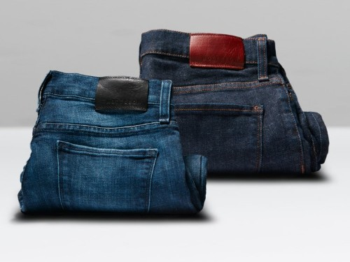 Guys, these are some of the most comfortable jeans you'll ever wear